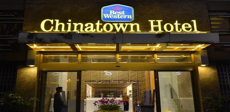 โรงแรมไชน่าทาวน์