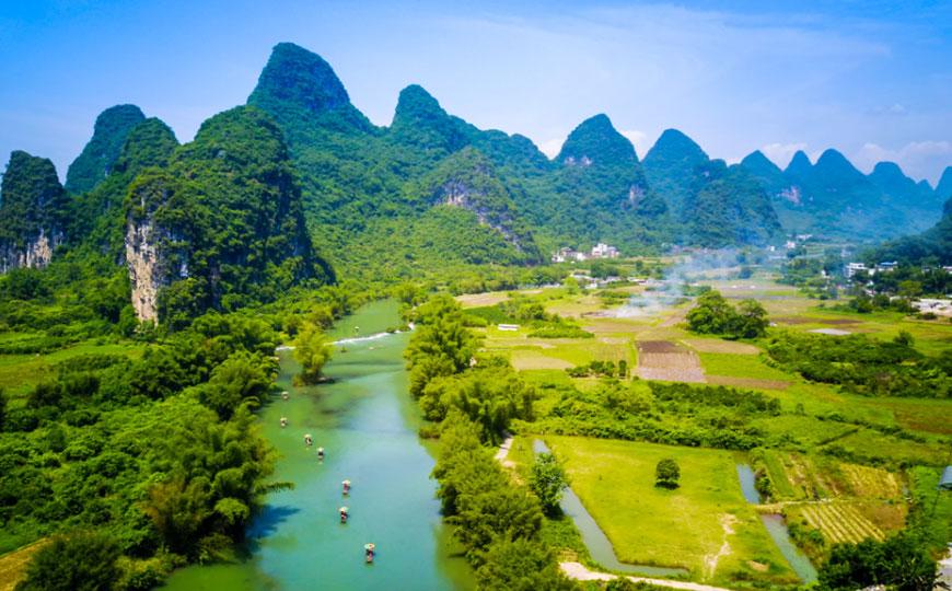 การเดินทางไปประเทศจีน