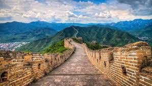 สถานที่ท่องเที่ยวจีน 2019