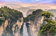 เที่ยวอุทยานแห่งชาติจางเจียเจี้ย( Zhangjiajie National Forest Park)จางเจียเจี้ย