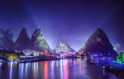 เที่ยวแม่น้ำหลีเจียง (Li River), กุ้ยหลิน