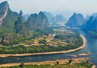 เที่ยว Karst Mountains in Yangshuo