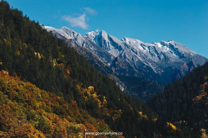 JIUZHAIGOU | ใบไม้เปลี่ยนสี จิ่วจ้ายโกว