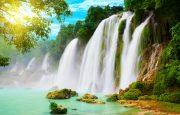 เที่ยวน้ำตกเต๋อเทียน (Detian Waterfall), กว่างซี