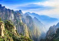 เที่ยวเทือกเขาหวงซาน (The Yellow Mountains), หวงซาน